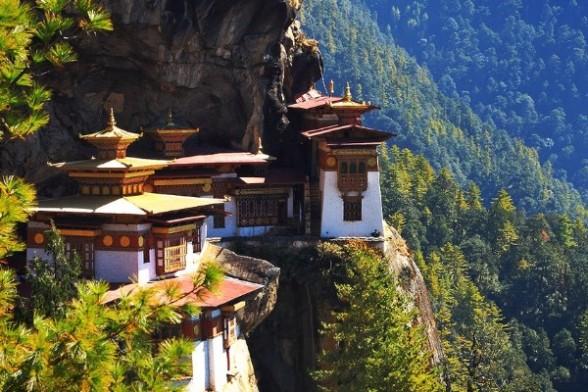 Bhután, a legboldogabb ország