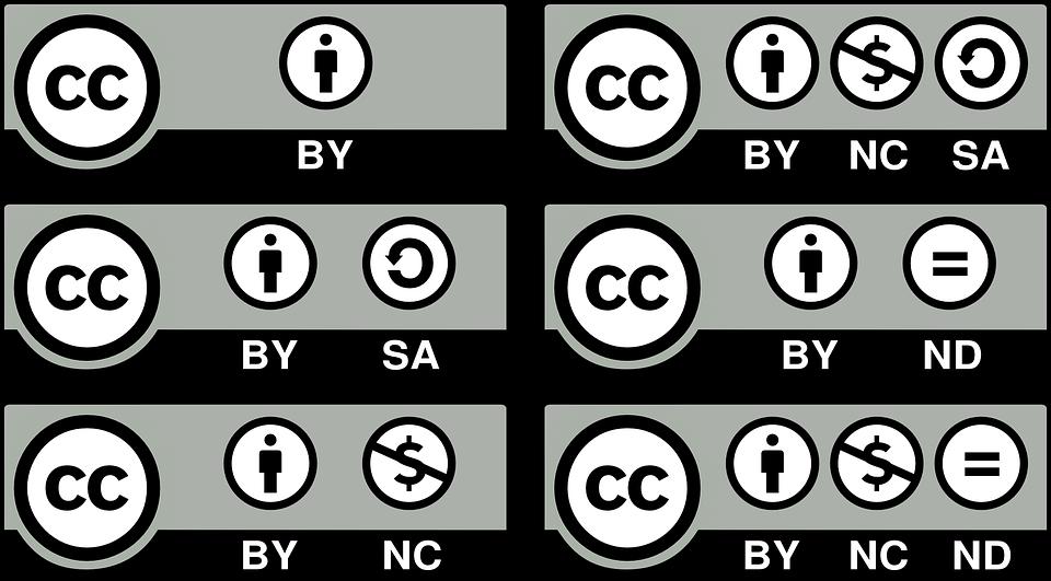 Creative Commons – szerzői jogok másképpen